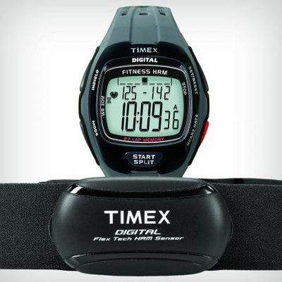 Timex - Zone TrainerDigita HRM l Gray/Black