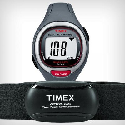 Timex - Easy Trainer Analog HRM