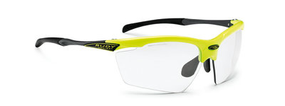Rudy Project - Agon Yellow Fluo Gloss - ImpactX Photocromic2 Black