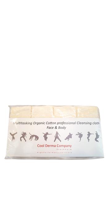 Multitasking Organic Cotton Professional Cleansing Cloth