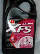 Miller Oil XFS 5w40 helsyntet 5 liter
