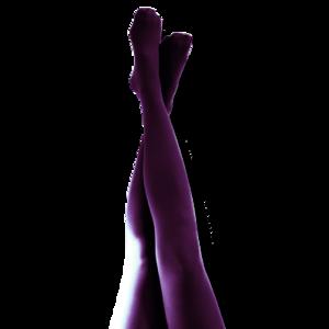 Alpen violet. Strumpbyxa 40 den.