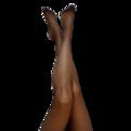 Klassisk strumpbyxa svart