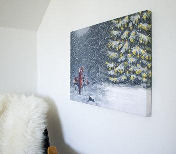 Mama Muh & Crow und der Weihnachtsbaum