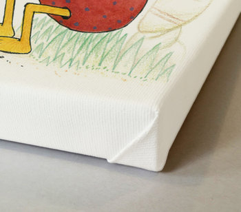 – Vadå uppförsbacke nedförsbacke, undrar Nasse