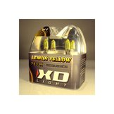 H1 LEMON YELLOW BULBS 4200K - 55W- PAIR IN BOX