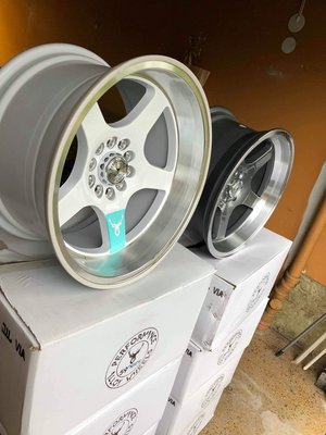 59°North Wheels D-004 spoke sticker