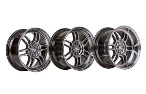 59°North Wheels D-006 Driftingpaket 18""