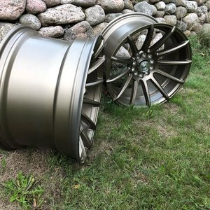 59°North Wheels D-005 Driftingpaket 17""