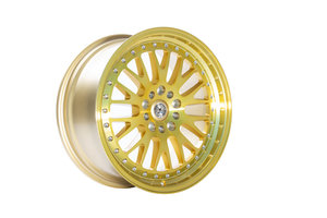 "59°North Wheels D-003 8,5x18"" ET35 5x114/5x120 Hypergold"
