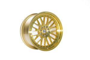 "59°North Wheels D-003 9,5x18"" ET20 5x114/5x120 Hypergold"