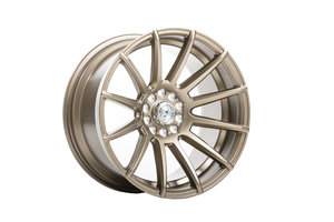"59°North Wheels D-005 9,5x18"" ET20 5x114/5x120 Mattebronze"