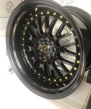 "59°North Wheels D-003 Driftingpaket 18"" 5x114/5x120"