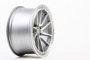 """59°North Wheels S-001 9,5x19"""" ET40 5x112 Matte gunmetal/Matte polish"""