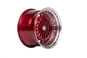 "59°North Wheels D-007 11x19"" ET20 5x114/5x120 Candyred/polished"