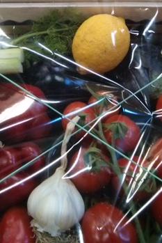 Grönsaker Misto 8 kg Italien
