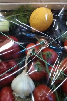 Misto frukt & grönt 4kg Italien