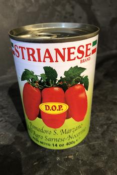 San Marzano hela tomater 400g