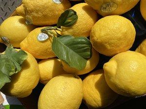Citron Interdonato  från Amalfi 2 kg