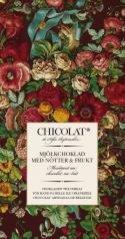 Mendiant en choklad med frukt och nötter 85g