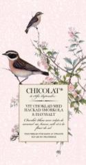 Vit choklad med smörkolacrisp och havssalt 85g Tillfälligt slut!