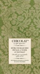 Mörk choklad med pistagenötter 85g