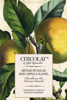 Mjölkchoklad med äpple och kanel 85g Tillfälligt slut!