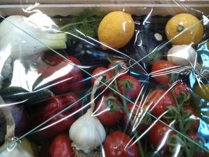 Grönsaker Misto 5 kg Italien + EV olivolja