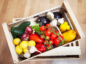 Misto frukt & grönt 4kg abonnemang 4V
