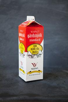 Mjölk 1 LIT 3-3,3%