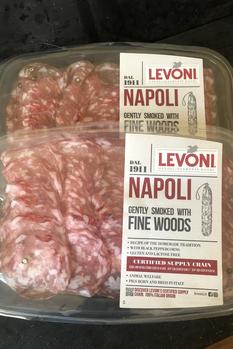 Levoni Salami Napoli