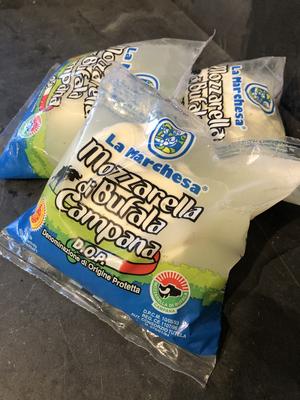 3 st Buffelmozzarella DOP 125 g