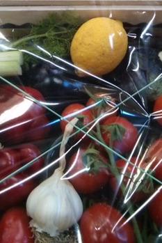 Misto frukt & grönt 6kg Italien
