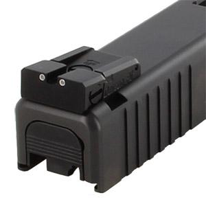 Glock Adjustable Rear Night Sight, TRITIUM