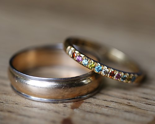 Wedding bands Custom designs
