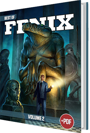 Best of Fenix Volume 2 (hardcover + PDF)