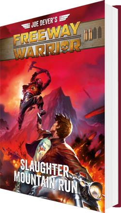 Slaughter Mountain Run  (hardback)