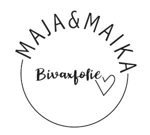 Maja & Maika bivaxfolie