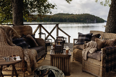 Country Lodge Living