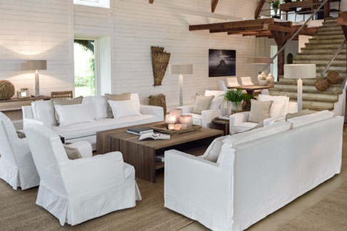 White & Linen way of living