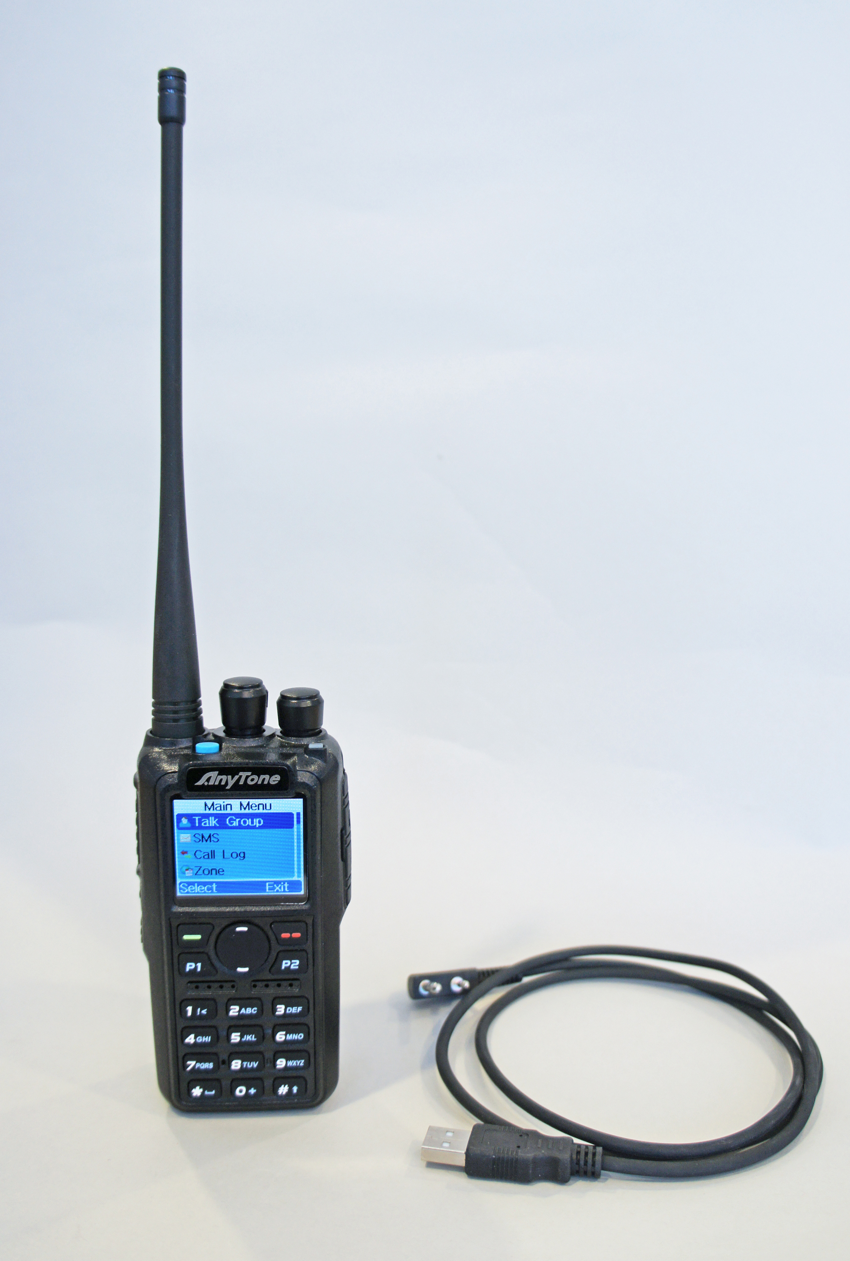 Anytone 578 Dmr Mobile