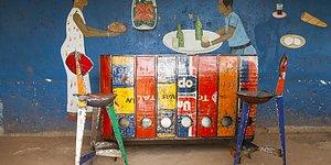 Upcycling - Recycling Möbler av Studio Hamed Ouattara Se hela beställnngssortimentet här