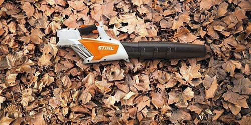 Nyhet! STIHL BGA 57 Batteridriven lövblås komplett med batteri och laddare.