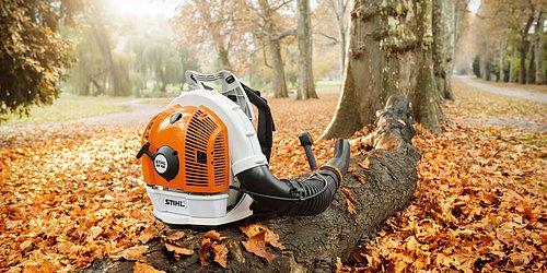 Hösten är här! Se våra lövblåsar>