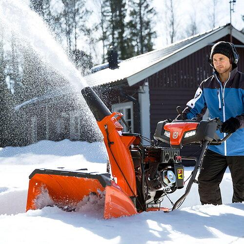 Snön kommer även i år. Vi har fyllt våra lager med säsongens snöslungor. Boka nu>
