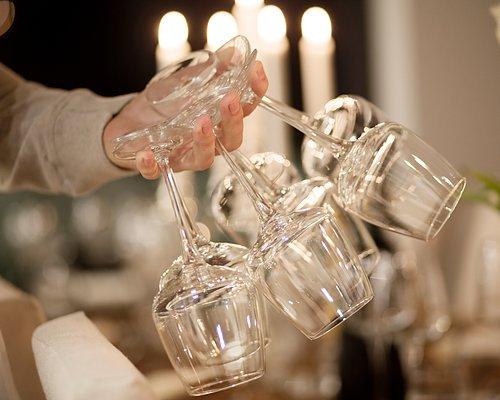 Restaurangglas