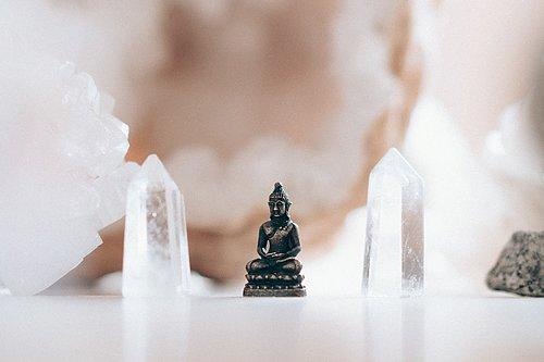 Välj dina kristaller