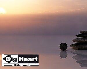 Hälsa för husse & matte ~ se www.bigheart.se Klicka på bilden! För att komma dit direkt