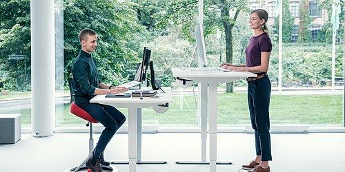 Kontorsmöbler och ergonomi  - Hos oss hittar du kontorsmöbler för alla rum på arbetsplatsen
