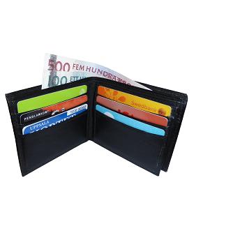 Dollarplånböcker - klassiska och funktionella  plånböcker